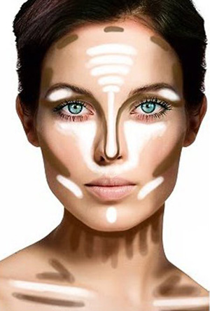 Contouring Guide | Tutorial on TheLuxicon.co