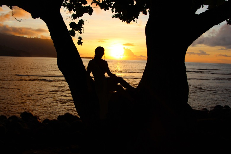Kauai Sunsets Featured on The Luxicon Blog