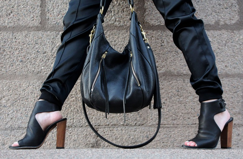 Vince Shoes and Classic Bag