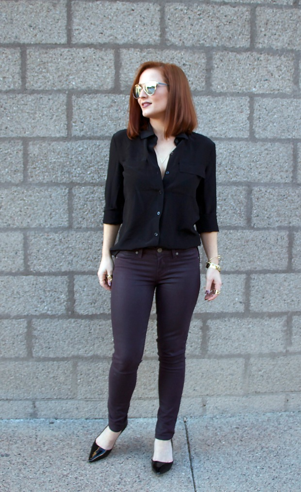 How to style proportions on short women