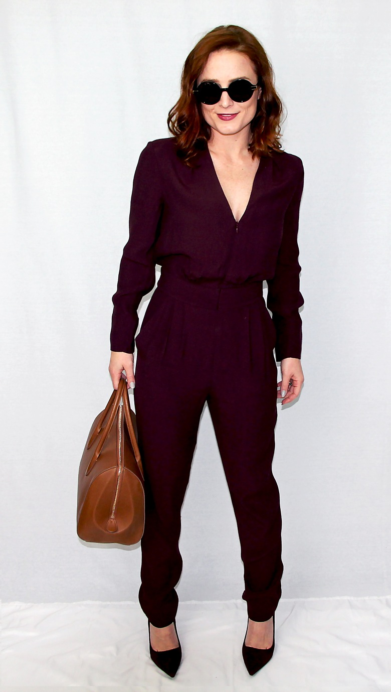 "Twelfth Street by Cynthia Vincent ""Kate"" Jumpsuit"
