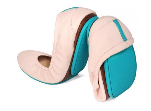 Tieks- Ballerina Pink