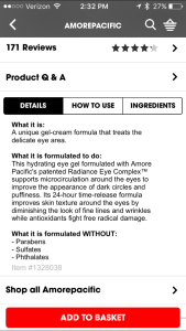 Which ingredients in my skin product are harmful?