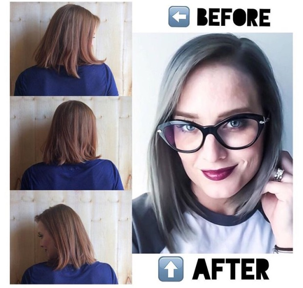 Tips For Transitioning From Brunette To Platinum, Silver Or Pastels